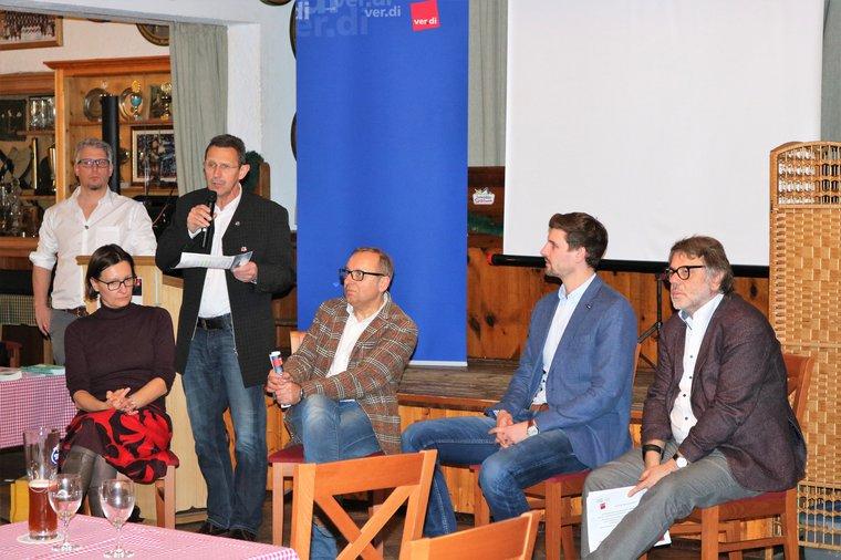 Veranstaltung Digitalisierung